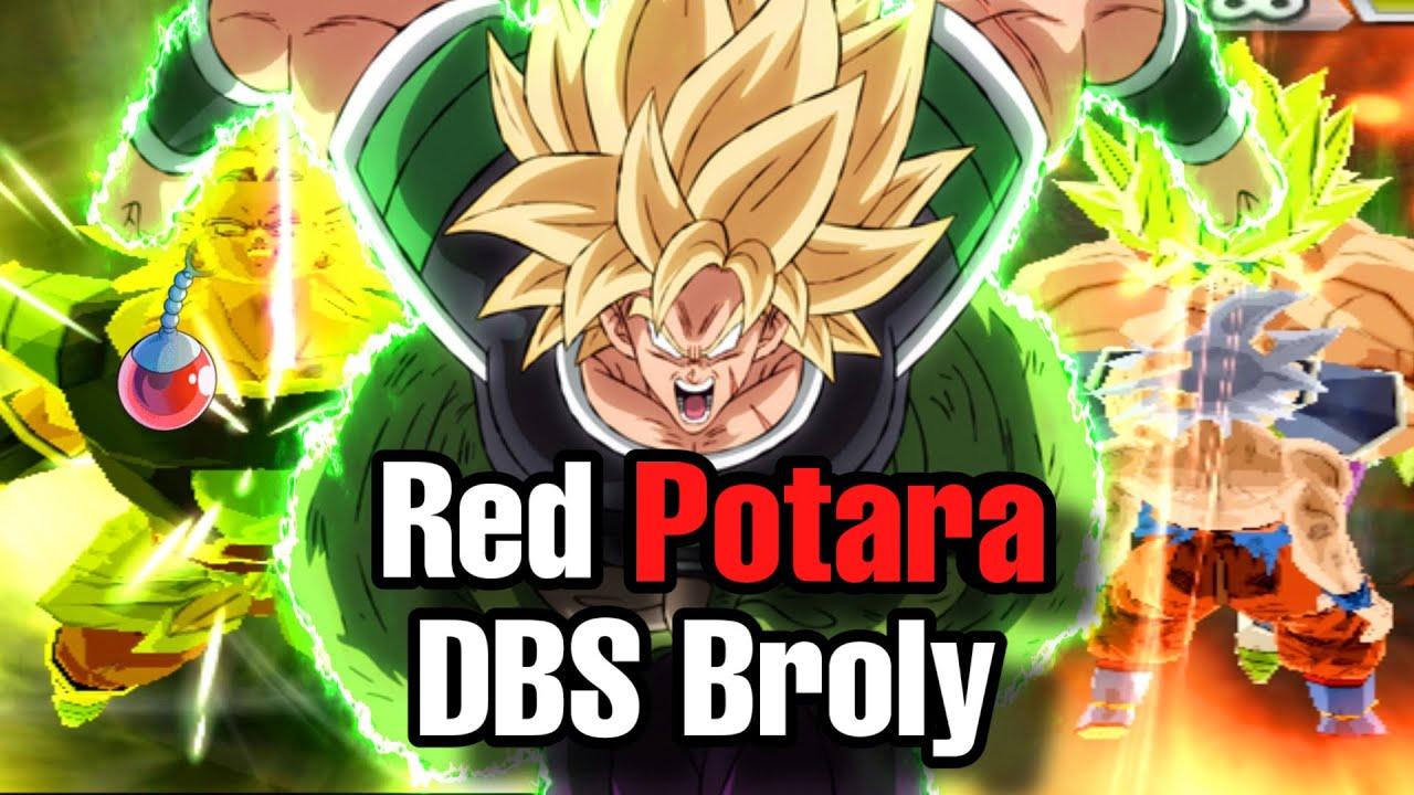 Download Red Potara DBS Broly Made Me CRY! Dragon Ball Z Budokai Tenkaichi 3 Mods