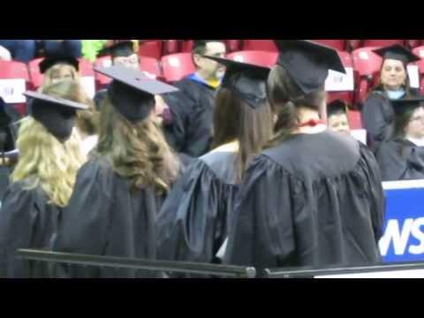 Kirsten's AA Graduation Northwest Florida State College 2013