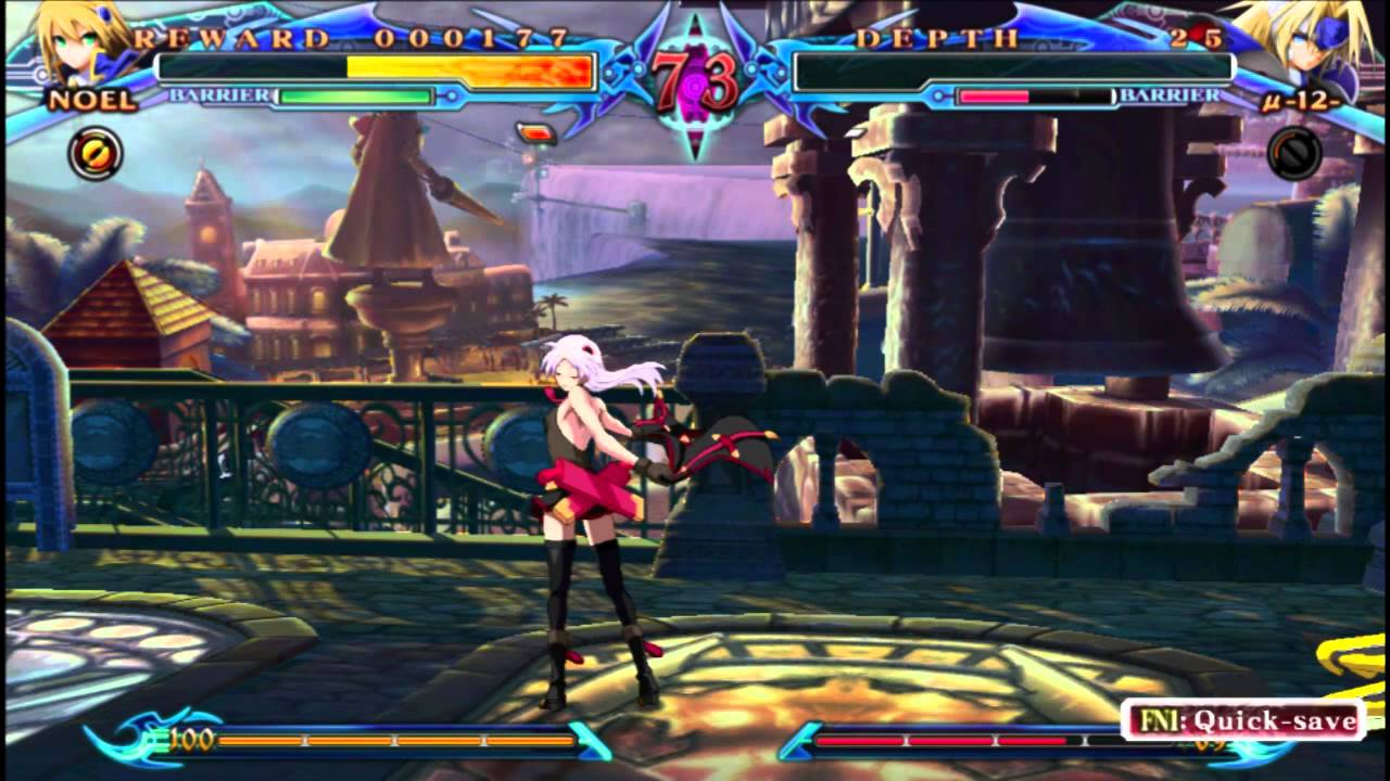 BlazBlue Chrono Phantasma - PlayStation Vita - Games Torrents