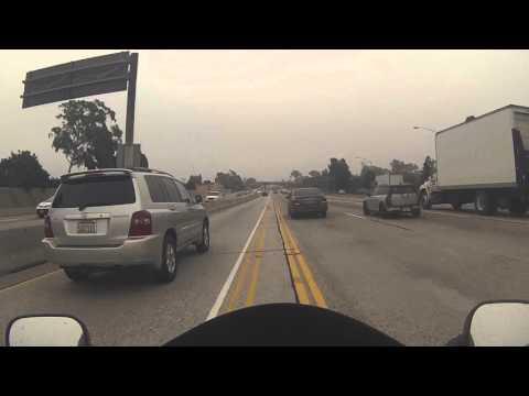 Ride to the Santa Ana VA