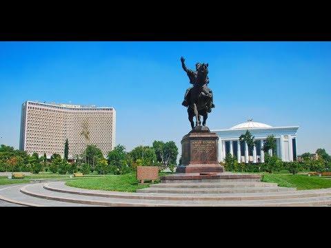 Uzbekistan Tourist Attractions 2018