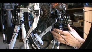 Выпуск №2 Как настроить дисковый тормоз(, 2013-07-25T05:42:51.000Z)
