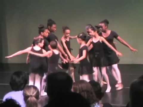 Brooklyn Ballet Summer Intensive - Ballet Students