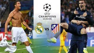SEMI-FINAL | UCL | REAL MADRID 3 VS ATLETICO MADRID 0 | 3/05/17