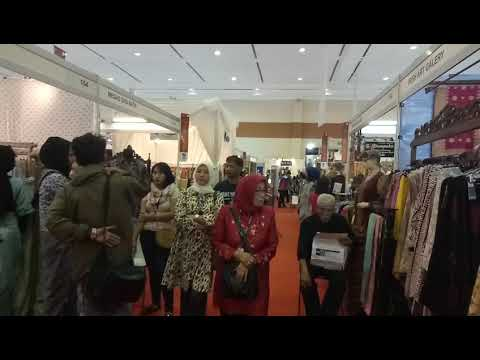 Pameran Inacraft 25-29 April 2018 Jakarta Convention Center Senayan