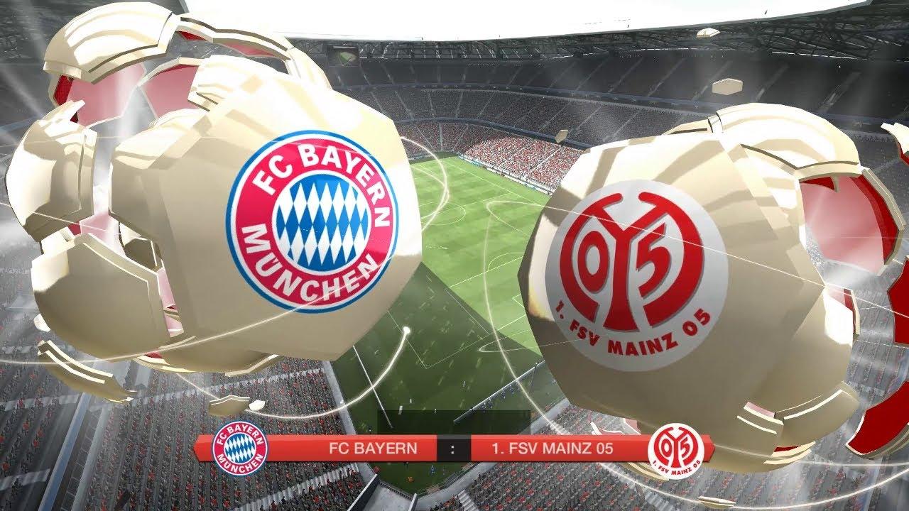 Bayern München Vs Mainz