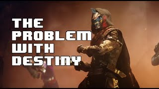 The Problem with Destiny 2