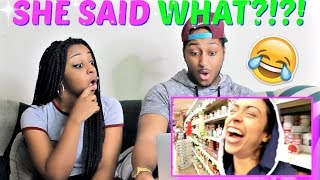 """MY RELATIONSHIP! Q&A IN PUBLIC!!"" by Liza Koshy REACTION!!!"