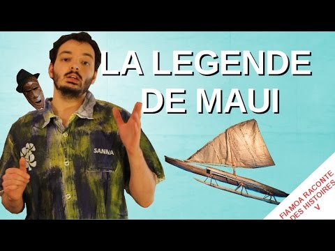 La vraie histoire derrière Vaïana: la légende de Maui - FRH 5