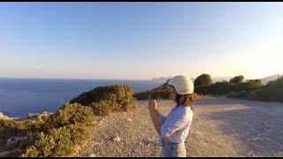 Греция, Родос. Путешествие на квадроцикле. ExplorerDays-37