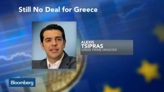 Greeks Keeping Saying No to a Deal