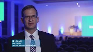Česká investičí konference 2018: Urs Marti &jeho investiční nápad