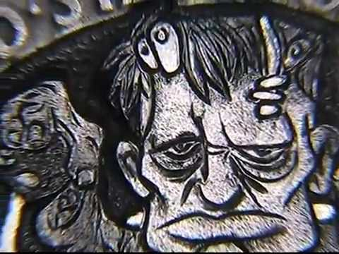 'Hot Rod Franky'' Silver Walking Liberty Hobo Nickel