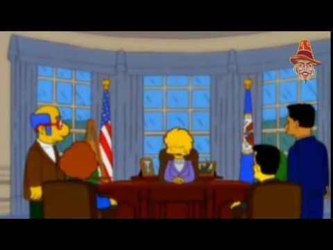 Simpsons Predicted President Trump
