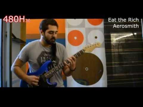 Eat the Rich - Aerosmith - LQDF #6