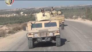 بالفيديو..الجيش يطلق المرحلة الثالثة من «حق الشهيد»..مقتل 85 إرهابياً..وقصف من الطائرات والمدفعية للمواقع التكفيرية