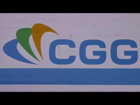 CGG a le vent en poupe