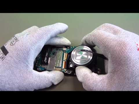 Samsung Galaxy S4 Zoom C1010 Disassembly - handyreparatur123