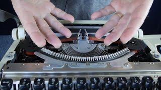 Typewriter Tip Quickie: Replacing Ribbons