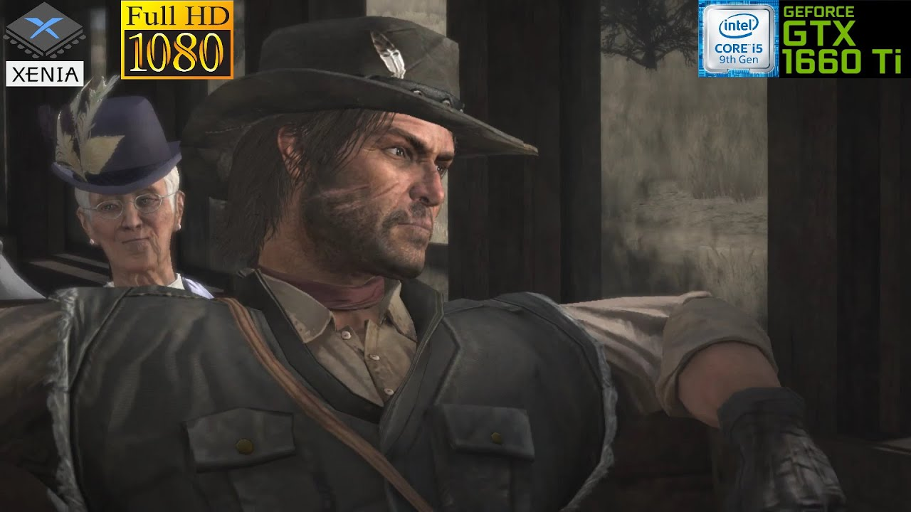 [Xenia Xbox 360 Emulator] Red Dead Redemption - GOTY Edition ~IR-Native~ (D3D12-1080p)