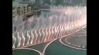 burj khalifa's fountain hindi remix song mix