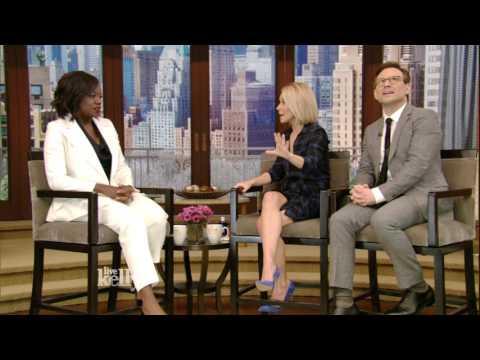 Viola Davis' Hollywood Walk of Fame Star