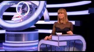 Kate Garraway on BBC Lottery Show 20 3 14