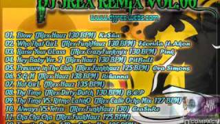 The Time VS. RiTMo LaTiNO (JRex Calle Ocho Mix 127 BPM).wmv
