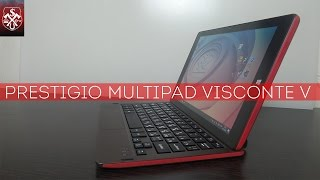 Prestigio MultiPad Visconte V - Для работы и игр