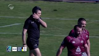 Rugby - Rugby Europe Championship - 2018 - Georgia Belgium (full match)