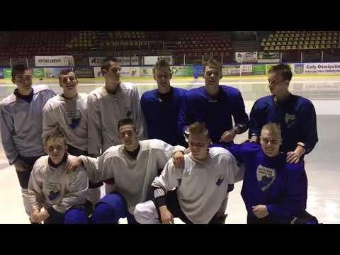 Hokeiści Centralnej Ligi Juniorów Unii Oświęcim zapraszają na mecz MOWP - HRAP