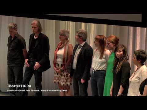 Prix suisses de théâtre 2016 | Schweizer Theaterpreise 2016