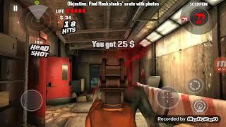 DEAD TRIGGER| Gameplay #1