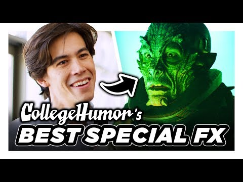 CollegeHumor's Best Special Effects thumbnail