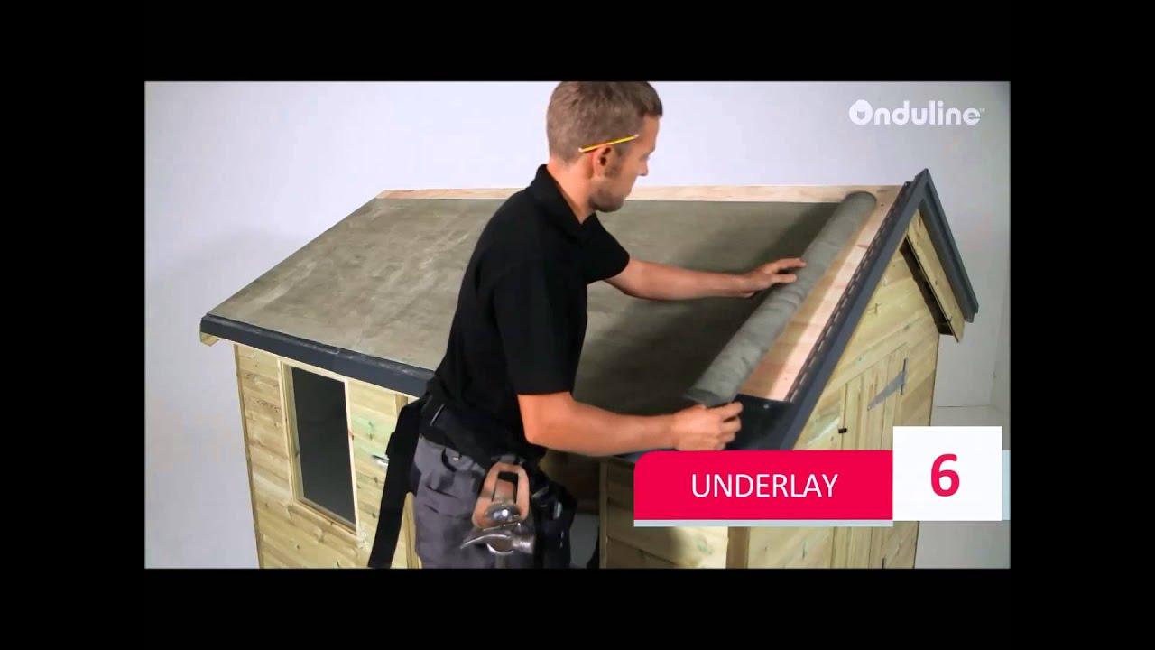 Tela asfaltica para tejados de madera colocar tela for Precio mano de obra colocacion tela asfaltica