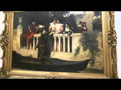 European gallery in salarjung museum hyderabad
