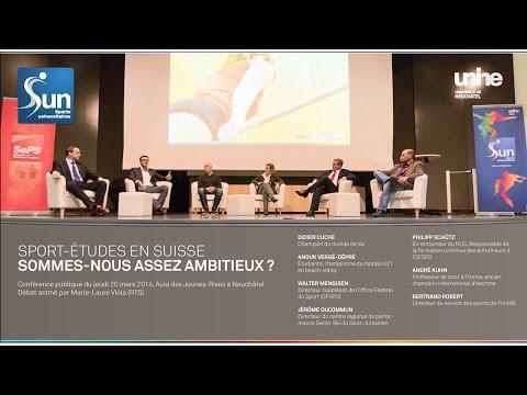 Sport-études en Suisse : Sommes-nous assez ambitieux?