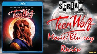 Download Video TEEN WOLF (1985) - Movie/Blu-ray Review (Scream Factory) MP3 3GP MP4