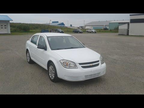 2010 Chevrolet Cobalt Sedan: Start Up, Engine & Full Tour