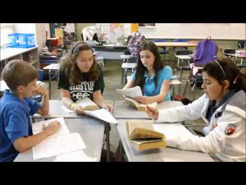 Literature Circles In Action Youtube