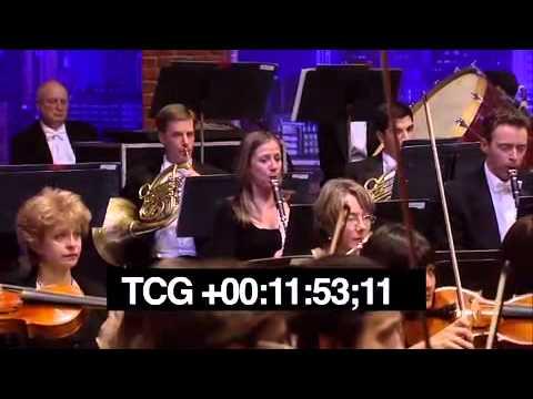 San Antonio Symphony-TIMECODE