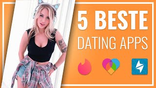Top 5 AWESOME dating apps 2018