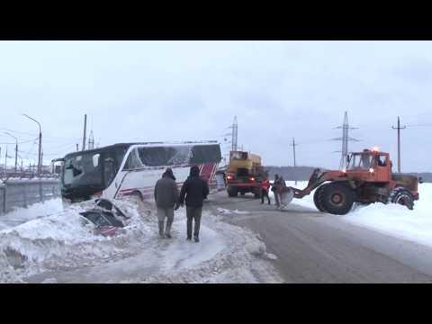ДТП на трассе Соликамск-Пермь