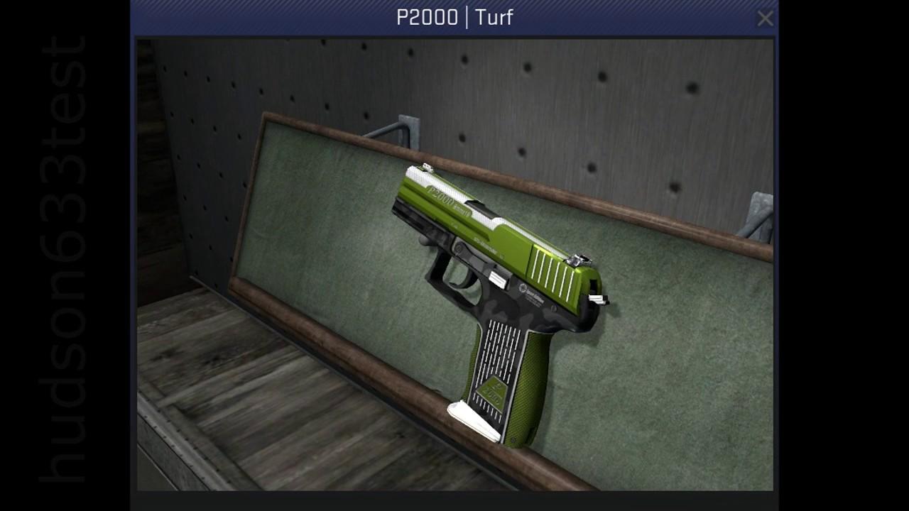 P2000 Turf Fn