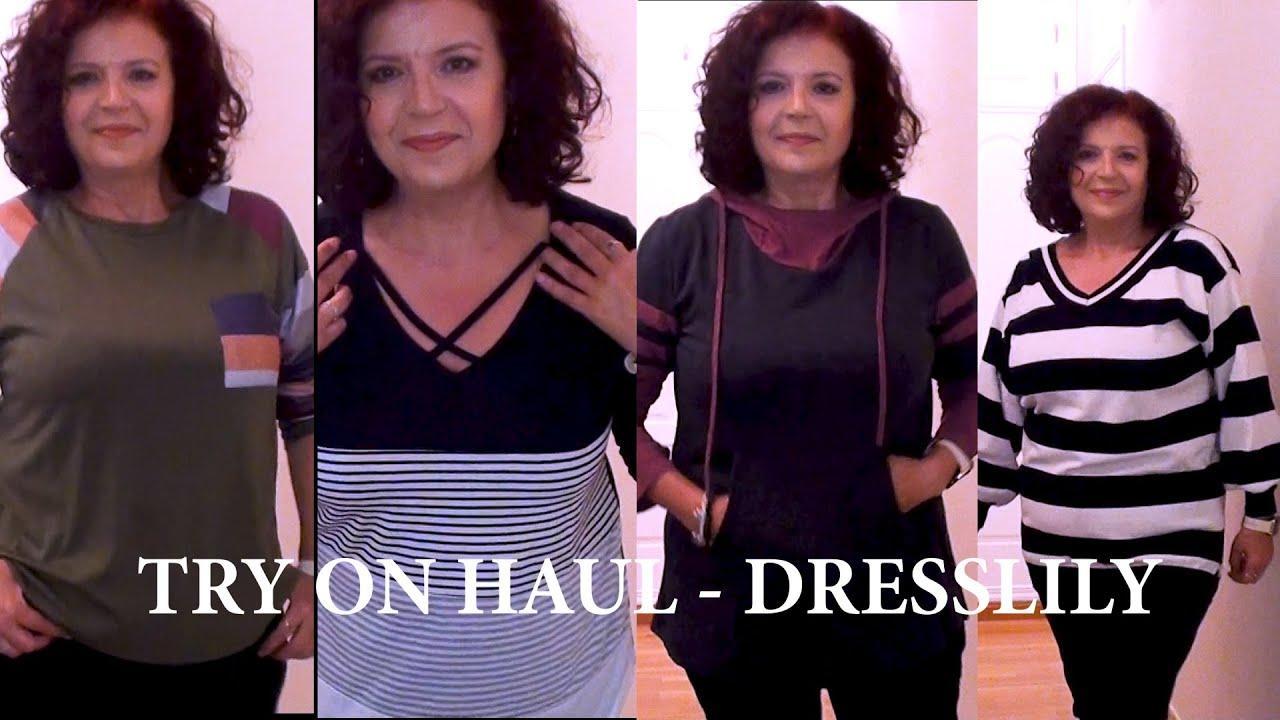 TRY ON HAUL *DRESSLILY*, probándome ropa   El mundo de Gracia