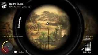 Sniper Elite III PC Gameplay *HD* 1080P Max Settings