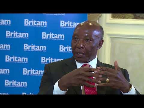 Interview with Dr. Benson I. Wairegi EBS Group Managing Director, Britam @BritamEA
