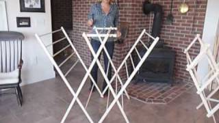 Clothes Drying Rack - Large Selection Of Wooden Drying Racks