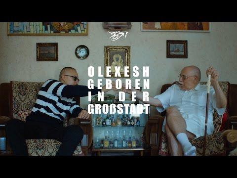 Olexesh - GEBOREN IN DER GROßSTADT (prod. von m3) [Official 4K Video]