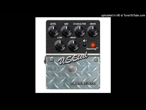 La maldicion saratoga cover tech21 us steel pedal demo mesa boogie rectifier impulse